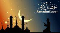 Ilustrasi Bulan Ramadhan New