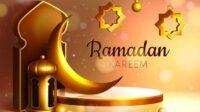 Ilustrasi Ramadhan Kareem
